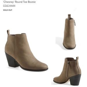 Cole Haan | 'Chesney' Bootie Grand.OS Technology